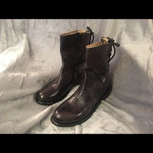 Bed Stu Cheshire booties size 8 New in box